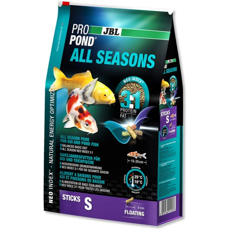 JBL ProPond All Seasons S 6l (1,1kg)