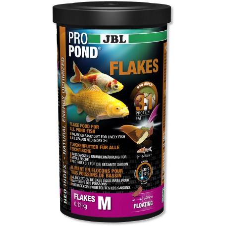 JBL ProPond Flakes M 1l (0,13kg)