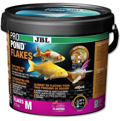 JBL ProPond Flakes M 5,5l (0,72kg)