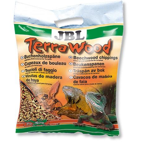 JBL TerraWood 5L bukové piliny