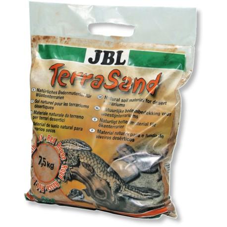 JBL TerraSand červený 7,5kg
