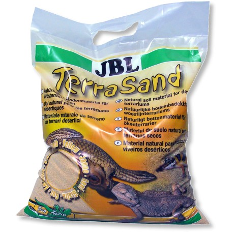 JBL TerraSand žltý 7,5kg