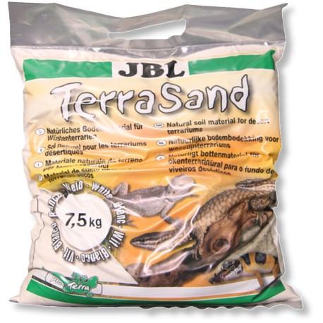 JBL TerraSand biely 7,5kg