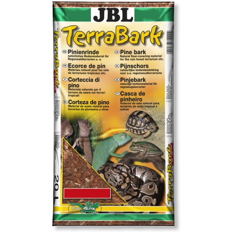JBL TerraBark 20L (20-30mm) borovicová kôra