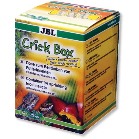 JBL Crick Box nádobka na kŕmny hmyz