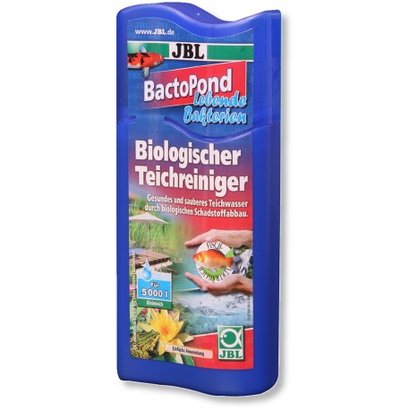 JBL BactoPond 250ml/5000L