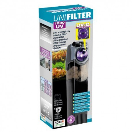 AQUAEL Unifilter 1000 s UV-C