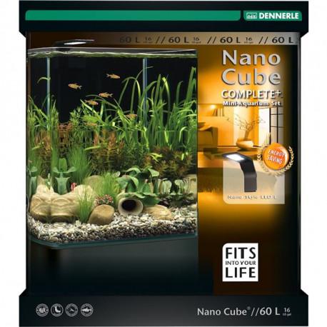 DENNERLE Akvárium NanoCube Complete+ soil 60 l