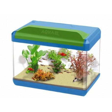 Akvárium Aquael Miniakvárium 15L Colour