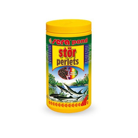Sera Pond Sturgeon Granules 3000 ml