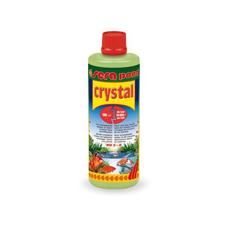 Sera Pond Crystal 250 ml