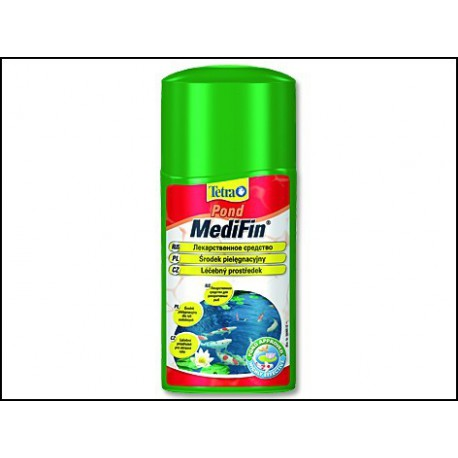 TetraPond MediFin 500ml/10000l