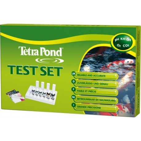 TetraPond Test Set