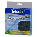 Aktívne uhlie pre Tetra Tec EX 400, 600, 700, 1200, 2400 - 2 ks