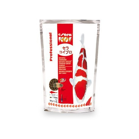 Sera KOI Professional Spirulina Color Food 2200 g