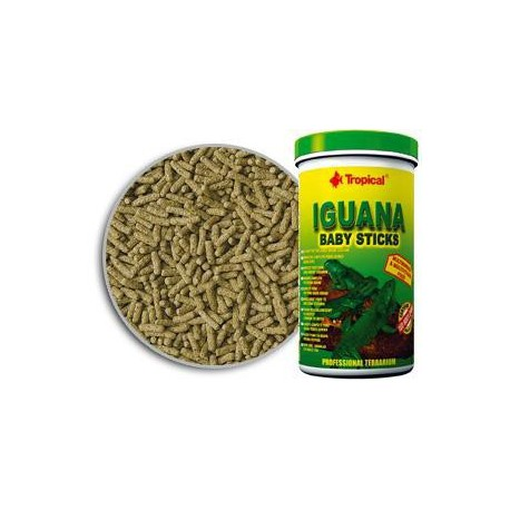 Tropical Iguana Baby Sticks 1200ml