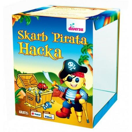 Diversa Pirate Hack's Treasure Set, pirátsky set 10 l