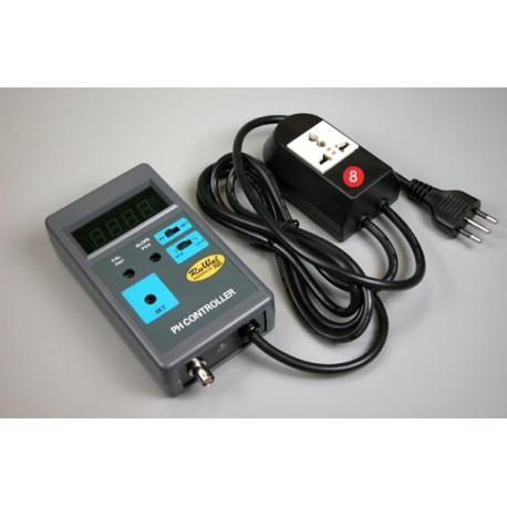 RATAJ Automatický merač a regulátor PH