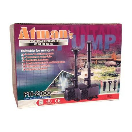 Atman PH-2000 fontánové čerpadlo