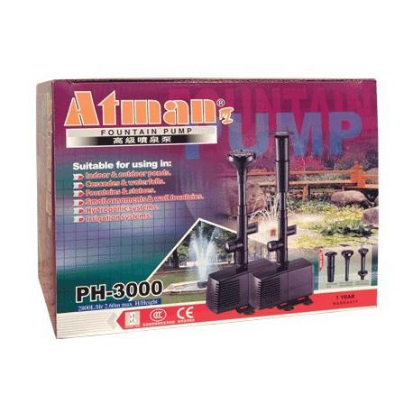 Atman PH-3000 fontánové čerpadlo