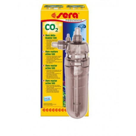 sera flore CO2 aktiv reaktor 500