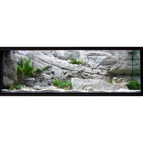Tanganyika, 150 x 50 cm WHITE