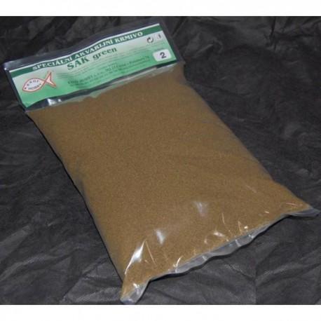 SAK green 1 kg frakcia 4
