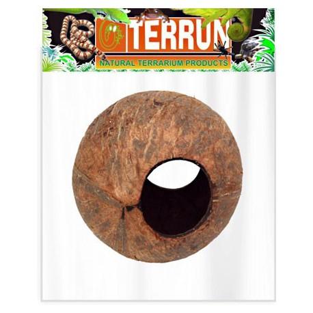 Terrun kokos celý s otvormi 1ks