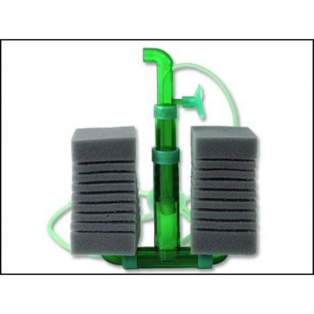 Filter molitanový dvojramenný