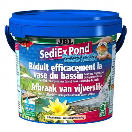 JBL SediEx Pond 2,5kg/25000L