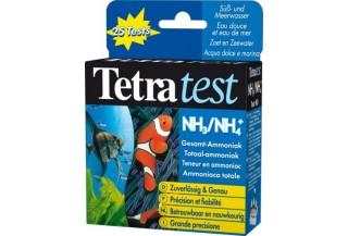 Tetra akváriové testy