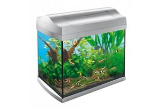 Tetra akvária, stolíky a skrinky