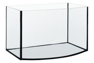 Akvária s oblukovým čelným sklom