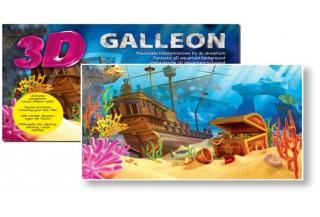 DIVERSA 3D Galleon