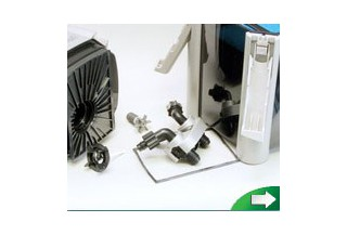 JBL vonkajšie filtre náhradné diely