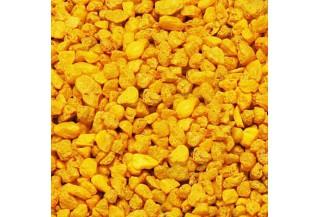 Žlté piesky, štrky a drte