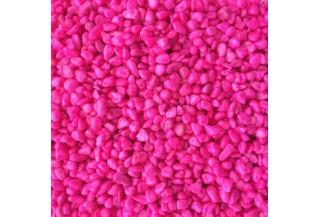 Ružové piesky, štrky a drte
