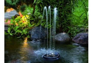 Fontány, trysky, vodopády